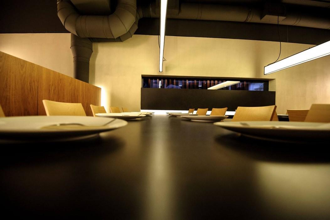 Boracay - indoor table